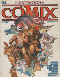 Cover Thumbnail for Ilustración + Comix Internacional (Toutain Editor, 1980 series) #64