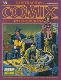 Cover Thumbnail for Ilustración + Comix Internacional (Toutain Editor, 1980 series) #38