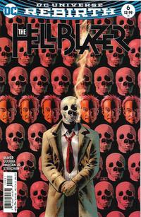 Cover Thumbnail for Hellblazer (DC, 2016 series) #6 [John Cassaday Cover Variant]