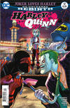 Cover for Harley Quinn (DC, 2016 series) #12 [Newsstand]