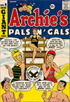 Cover for Archie's Pals 'n' Gals (Archie, 1952 series) #9 [Canadian]