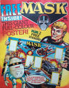 Cover for MASK (IPC, 1986 series) #15