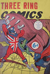 Cover for Three Ring Comics (Superior Publishers Limited, 1946 series) #3 [6D]