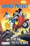 Cover Thumbnail for Donald Pocket (1968 series) #276 - Falskmynterne [Reutsendelse bc 277 95]