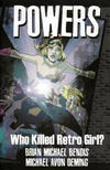 Cover Thumbnail for Powers (2000 series) #1 - Who Killed Retro Girl? [2009 Fifth printing]