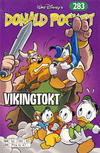 Cover for Donald Pocket (Hjemmet / Egmont, 1968 series) #283 - Vikingtokt [1. opplag]