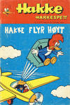 Cover for Hakke Hakkespett (Romanforlaget, 1970 series) #4/1971