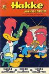 Cover for Hakke Hakkespett (Romanforlaget, 1970 series) #10/1971