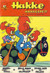 Cover for Hakke Hakkespett (Romanforlaget, 1970 series) #11/1971