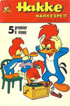 Cover for Hakke Hakkespett (Romanforlaget, 1970 series) #2/1972