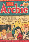 Cover for Archie Comics (H. John Edwards, 1950 ? series) #39
