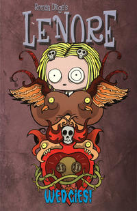 Cover Thumbnail for Lenore (Slave Labor, 1999 series) #2 - Wedgies! [First Printing]