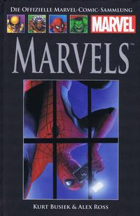 Cover Thumbnail for Die offizielle Marvel-Comic-Sammlung (Hachette [DE], 2013 series) #12 - Marvels