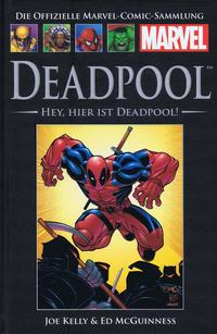 Cover Thumbnail for Die offizielle Marvel-Comic-Sammlung (Hachette [DE], 2013 series) #13 - Deadpool: Hey, hier ist Deadpool!