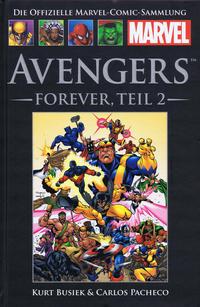 Cover Thumbnail for Die offizielle Marvel-Comic-Sammlung (Hachette [DE], 2013 series) #15 - Avengers: Forever, Teil 2