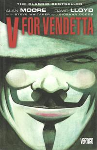 Cover Thumbnail for V for Vendetta (DC, 2005 series)