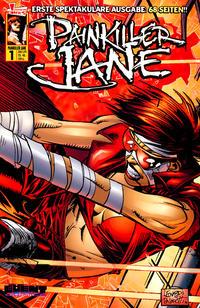 Cover Thumbnail for Painkiller Jane (Panini Deutschland, 2000 series) #1
