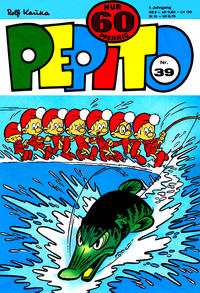 Cover Thumbnail for Pepito (Gevacur, 1972 series) #39/1972