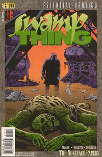 Cover Thumbnail for Essential Vertigo: Swamp Thing (DC, 1996 series) #17