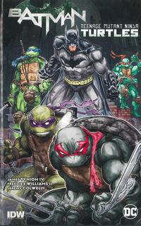 Cover Thumbnail for Batman / Teenage Mutant Ninja Turtles (DC, 2016 series)