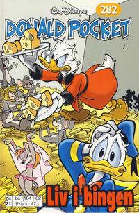 Cover Thumbnail for Donald Pocket (Hjemmet / Egmont, 1968 series) #282 - Liv i bingen [1. opplag]