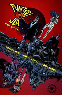 Cover Thumbnail for Planetary / JLA (mg publishing, 2003 series)
