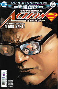 Cover Thumbnail for Action Comics (DC, 2011 series) #973