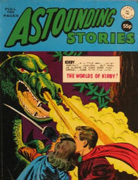 Cover Thumbnail for Astounding Stories (Alan Class, 1966 series) #190