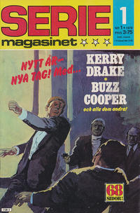 Cover Thumbnail for Seriemagasinet (Semic, 1970 series) #1/1978