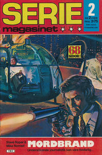 Cover Thumbnail for Seriemagasinet (Semic, 1970 series) #2/1978
