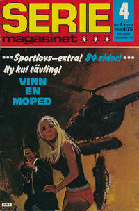 Cover Thumbnail for Seriemagasinet (Semic, 1970 series) #4/1978