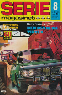 Cover Thumbnail for Seriemagasinet (Semic, 1970 series) #8/1978