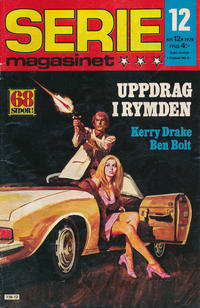 Cover Thumbnail for Seriemagasinet (Semic, 1970 series) #12/1978