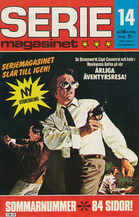 Cover Thumbnail for Seriemagasinet (Semic, 1970 series) #14/1978