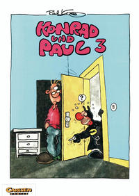 Cover Thumbnail for Konrad und Paul (Carlsen Comics [DE], 1993 series) #3