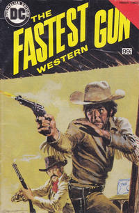 Cover Thumbnail for The Fastest Gun Western (Federal, 1984 series)