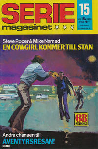 Cover Thumbnail for Seriemagasinet (Semic, 1970 series) #15/1978