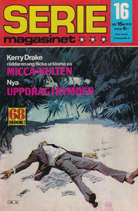 Cover Thumbnail for Seriemagasinet (Semic, 1970 series) #16/1978