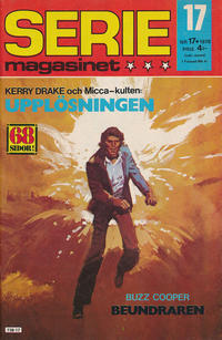 Cover Thumbnail for Seriemagasinet (Semic, 1970 series) #17/1978