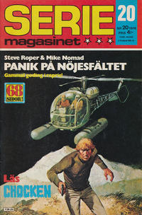 Cover Thumbnail for Seriemagasinet (Semic, 1970 series) #20/1978