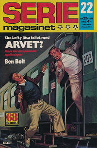 Cover Thumbnail for Seriemagasinet (Semic, 1970 series) #22/1978