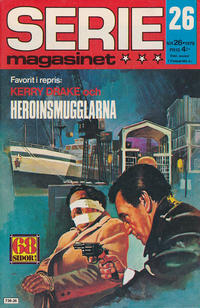 Cover Thumbnail for Seriemagasinet (Semic, 1970 series) #26/1978