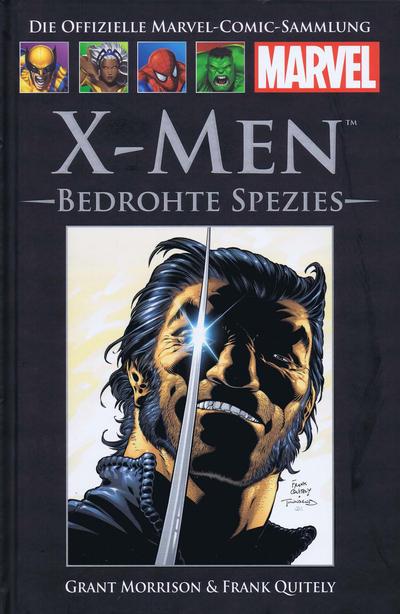 Cover for Die offizielle Marvel-Comic-Sammlung (Hachette [DE], 2013 series) #23 - X-Men: Bedrohte Spezies