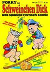 Cover for Schweinchen Dick (Willms Verlag, 1972 series) #20