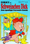 Cover for Schweinchen Dick (Willms Verlag, 1972 series) #24