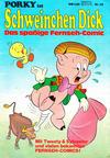 Cover for Schweinchen Dick (Willms Verlag, 1972 series) #26