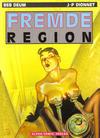 Cover for Schwermetall präsentiert (Kunst der Comics / Alpha, 1986 series) #41 - Fremde Region