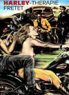 Cover for Schwermetall präsentiert (Kunst der Comics / Alpha, 1986 series) #43 - Harley-Therapie