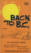 Cover for Back to B.C. (Gold Medal Books, 1968 series) #R2829