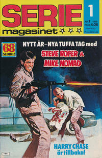 Cover Thumbnail for Seriemagasinet (Semic, 1970 series) #1/1979